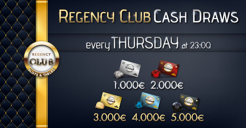 Regency Club Cash Draws website 002 02